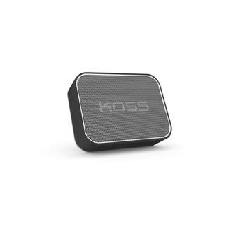 Coluna portátil Koss BTS1 Bluetooth Preto