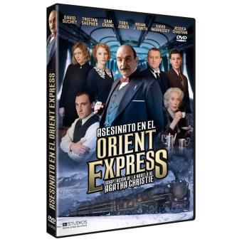 Asesinato en el Orient Express / Murder on the Orient Express (DVD)