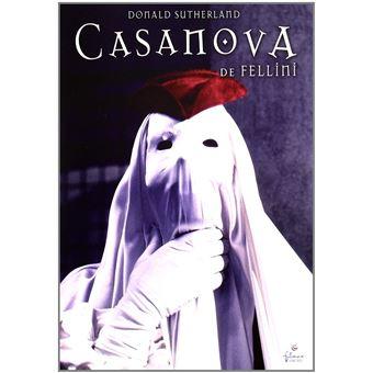 Il casanova de Federico Fellini (DVD)