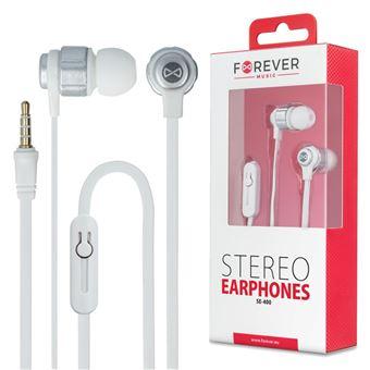Auriculares Stereo Forever com Fios