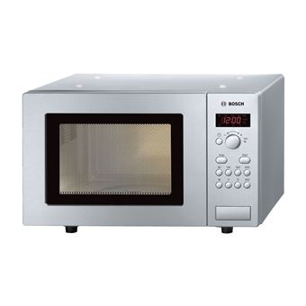 Micro-ondas Bosch HMT75M451 800W 17L Inox