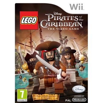 LEGO Pirates of the Caribbean Wii