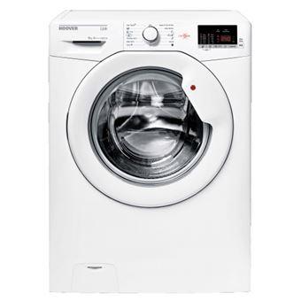 Máquina de Lavar Roupa Hoover HL 1492D3 Isolado Carregamento frontal 9kg 1400RPM A+++ Branco