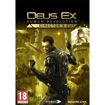 Deus Ex: Human Revolution Director's Cut PC