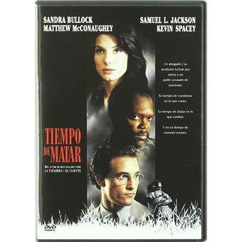 A Time To Kill / Tiempo De Matar (DVD)