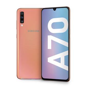 Smartphone Samsung SM-A705FN/DS Galaxy 6GB 128GB Coral