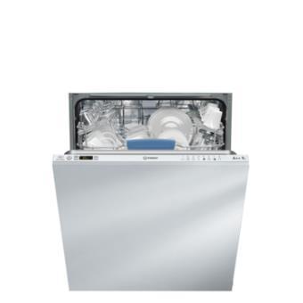 Máquina de Lavar Loiça Encastrável Indesit DIFP 28T9 A EU 14 conjuntos A+ Prateado