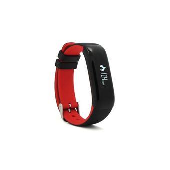Relógio Fitness Storex WP07305 Diário Sb18 Bluetooh 4.0 Red
