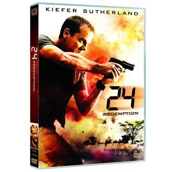 24 - Redemption- Dtv