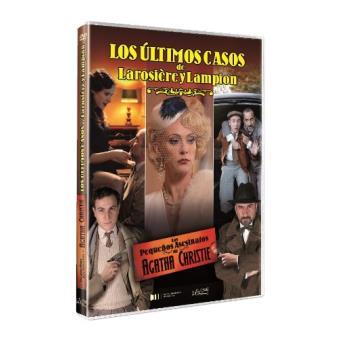 Los Pequeños Asesinatos De Agatha Christie: Los Últimos Casos De Larosière Y Lampion (3 DVD)