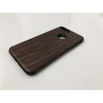 Capa Lmobile Wood para iPhone 7 Plus/ 8 Plus