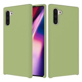 Capa Magunivers Silicone Suave Verde para Samsung Galaxy Note 10