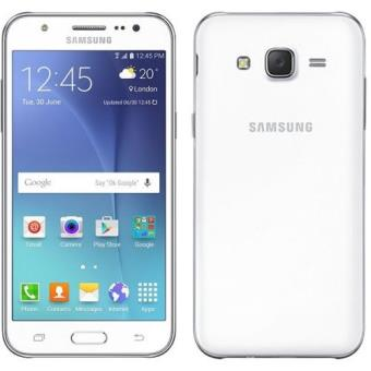 Smartphone Samsung Galaxy J7 Dual SIM 16GB Branco