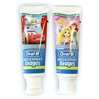 Pasta de Dentes Oral-B Pro Expert Stages Kids 75ml