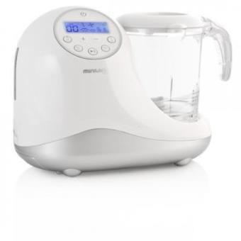 Máquina de Sopa Chefy 5 Silver de Miniland