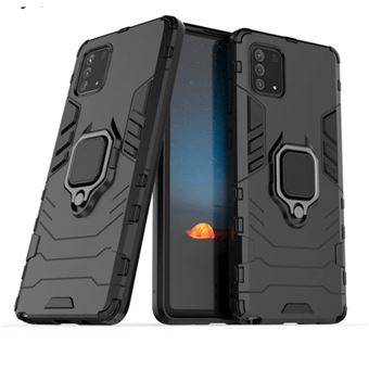 Capa Phonecare Military Defender Ring para Samsung Galaxy Note 10 Lite | Anti-Impacto - Preto