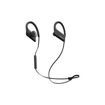 Auriculares Bluetooth Panasonic com microfone RP-BTS35E-K Preto