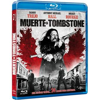 Muerte En Tombstone (BD) / Dead In Tombstone