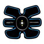 Estimulador de Abdominais Global 7 EMS Profissional - Preto