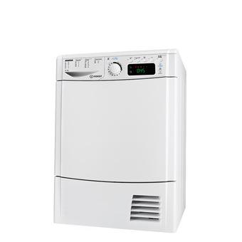 Máquina de Secar Roupa Carga Frontal Indesit EDCE G45 B H (EU) 8Kg Branco