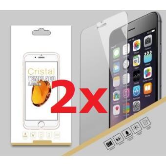 Película de Vidro Temperado Accetel para Apple iPhone X (10) 0,33mm - 2 Unidades