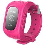 Relógio Infantil CN com Chamadas SOS Gps e Localizador G36 Rosa