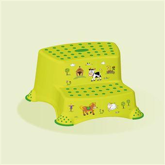 keeeper 10031 274063 degrau para criança Verde