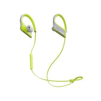 Auriculares Bluetooth Panasonic com microfone RP-BTS35E-Y Amarelo