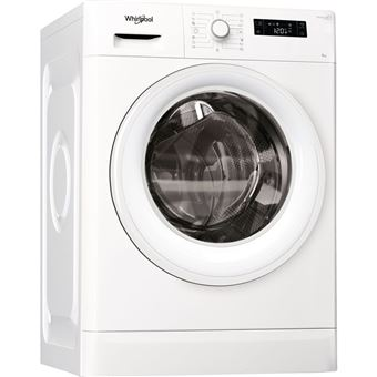 Máquina de Lavar Roupa Whirlpool FWF81283WEU 8Kg 1200Rt A+++
