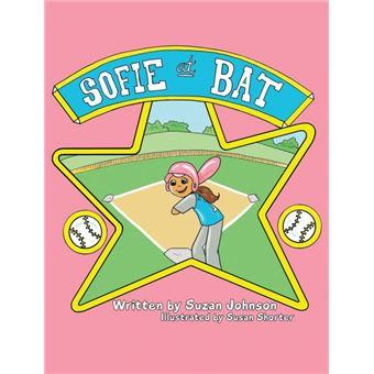 sofie At Bat Hardcover