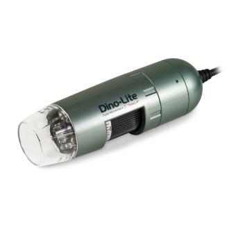 Microscópio USB Dino-Lite AM3113T 200x Cinzento