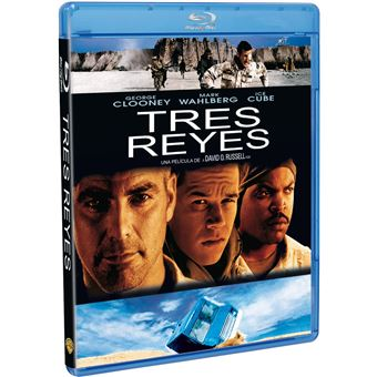 Tres Reyes Blu-Ray / Three Kings