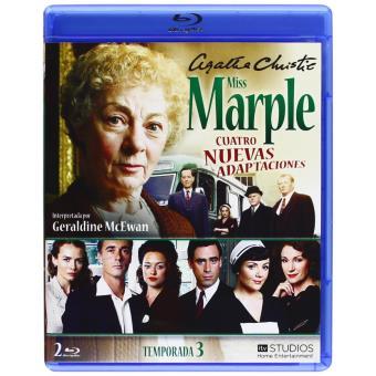 Miss Marple. Nuevas Adaptaciones Temp. 3 Brd