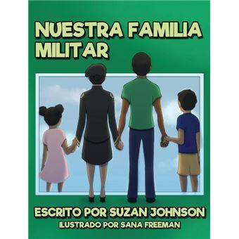 nuestra Familia Militar Hardcover