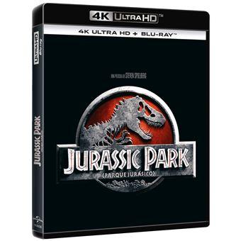 Parque Jurásico 1 (4K UHD BD) / Jurassic Park (Blu-ray)