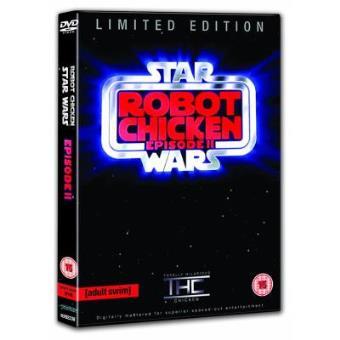 Robot Chicken Star Wars Episode 2