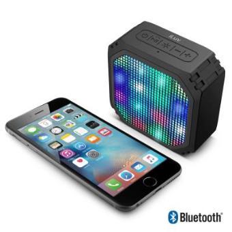 Coluna iLuv Bluetooth Party Led Cores