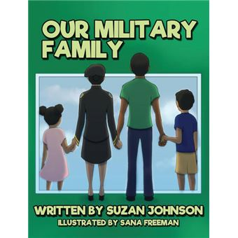 our Military Family Hardcover