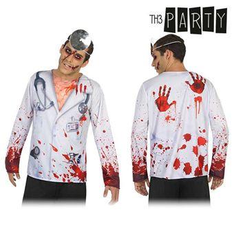 Camisola para adultos Th3 Party 6986 Médico morto M/L