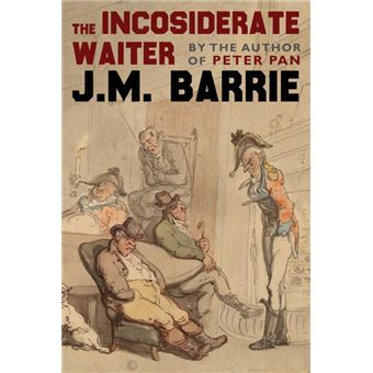 the Inconsiderate Waiter Paperback -
