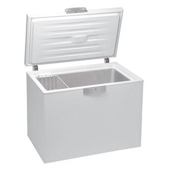 Arca Congeladora Horizontal Beko HS221520 205L A+ Branco