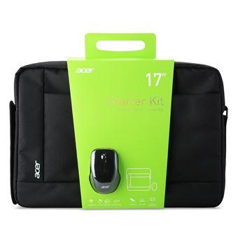 "Acer NOTEBOOK STARTER KIT 17.3"" 17.3"" Pasta Preto"