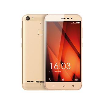 Smartphone Hisense F31 2GB 16 GB Dourado