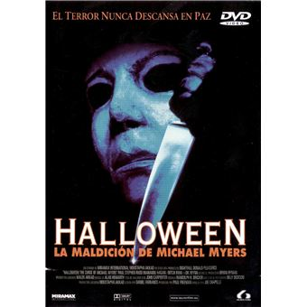 Curse Of Michael Myers Dvd