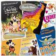 Calendário 2020 Disney - Classic Films