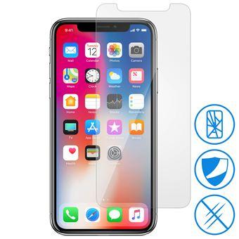 Protetor de ecrã Avizar de Vidro temperado para Apple iPhone X / XS Transparente
