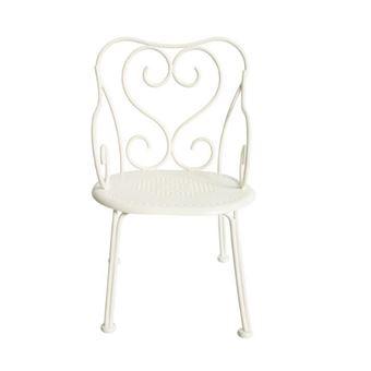 Cadeira para Bonecos Maileg Romantic Chair - Branco