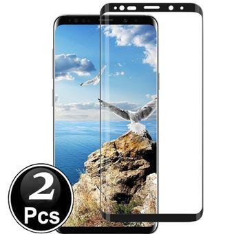 ea861573b Película Ecrã Vidro Temperado Advansia para Samsung Galaxy S9 Plus  Protecção Total - Protetor de Ecrã para Telemóvel - Compra na Fnac.pt