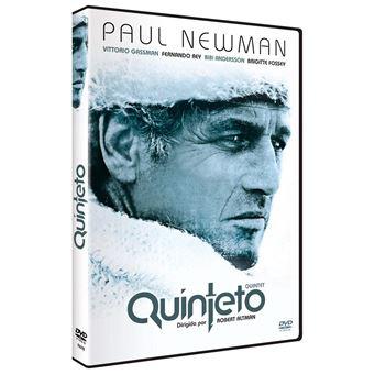 Quintet (1979) / Quinteto (DVD)