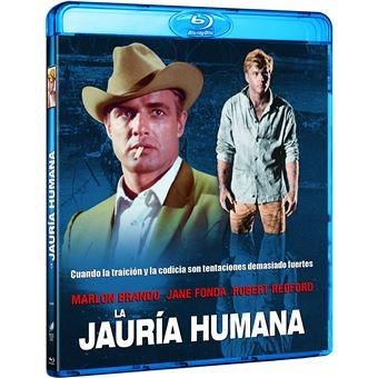 The Chase / La jauría humana (Blu-ray)